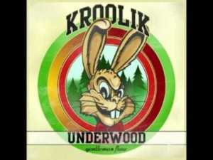 KROOLIK UNDERWOOD płyta CD - GENTLEMAN FLOW