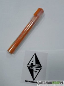 Marker 2mm shock orange light Acrylic water based atamanshop
