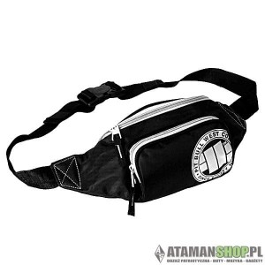 Nerka / saszeta WAISTBAG MENS BAG TNT BLACK-GREY pit bull west coast czarna