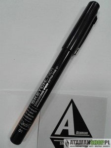 Marker 0,1 mm sketchliner black czarny drawing pen montana