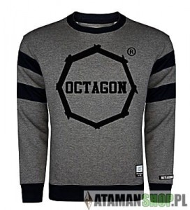 Bluza OCTAGON Fight wear duże logo