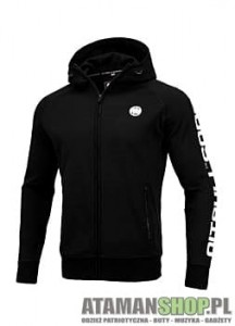Bluza z kapturem Pit Bull West Coast Hooded Zip THELBORN